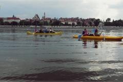 Canoe pod Starówką