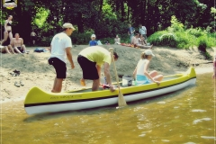 Canoe Świder