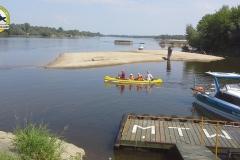 W canoe