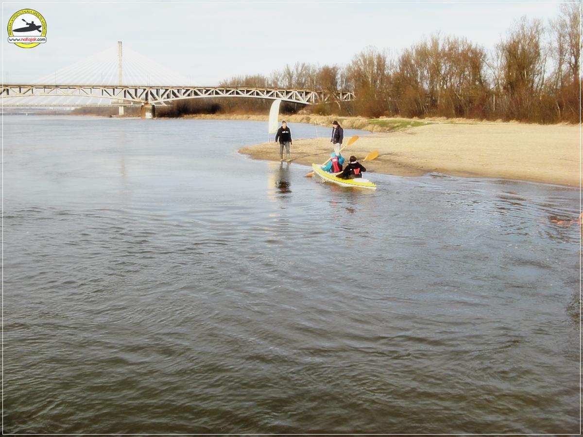 Plaża Poniatówka 2018 pierwsi uczestnicy