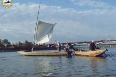 Tradycyjne wiślane łodzie drewniane